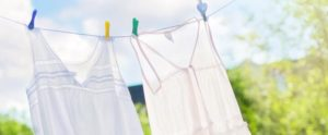 ökologisch waschen - Alternativen zum Waschpulver