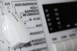 Waschmaschine - verdreckte Druckkammer
